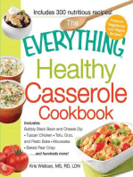 The Everything Healthy Casserole Cookbook