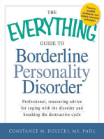 The Everything Guide to Borderline Personality Disorder
