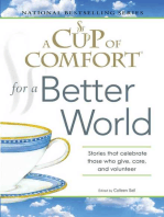 A Cup of Comfort for a Better World