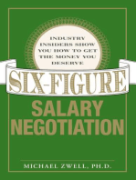 Six Figure Salary Negotiation