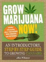 Grow Marijuana Now!