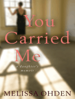 You Carried Me