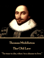 The Old Law