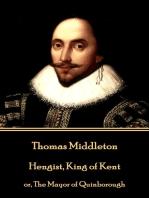 Hengist, King of Kent