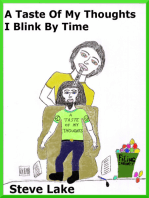 A Taste Of My Thoughts I Blink By Time