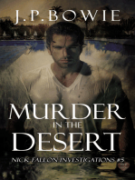 Murder in the Desert