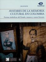 Avatares de la memoria cultural en Colombia