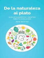 De la naturaleza al plato