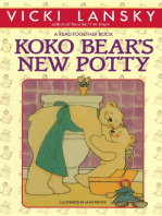 Koko Bear's New Potty