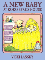 A New Baby at Koko Bear's House