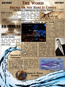 The Word: Rhema Or Not Here It Comes