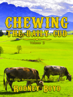 Chewing the Daily Cud, Volume 2