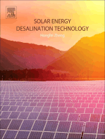 Solar Energy Desalination Technology