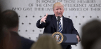 Trump Blames His Rift With the CIA on the Media