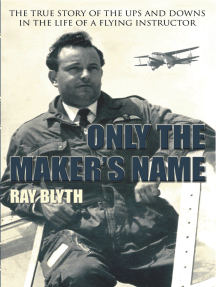 Only the Maker's Name