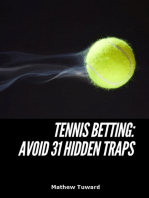 Tennis Betting: Avoid 31 Hidden Traps