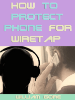 How to Protect Phone for Wiretap