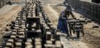 Snapshots of Migrants Working at a Riverside Brickworks in Myanmar