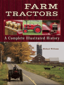 Farm Tractors: A Complete Illustrated History