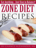 Zone Diet Recipes