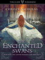 The Enchanted Swans