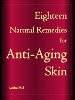 Eighteen Natural Remedies for Anti Aging Skin