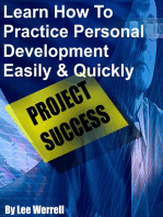 Learn How To Practice Personal Development Easily & Quickly