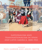 Nationalism and Transnationalism in Spain and Latin America, 18081923