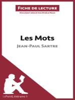 Les Mots de Jean-Paul Sartre (Fiche de lecture)