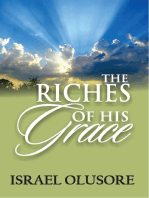 The Riches of His Grace