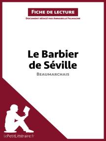 Le Barbier de Séville de Beaumarchais (Fiche de lecture): Résumé complet et analyse détaillée de l'oeuvre