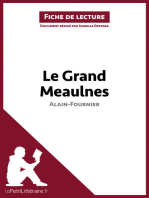 Le Grand Meaulnes de Alain-Fournier (Fiche de lecture)