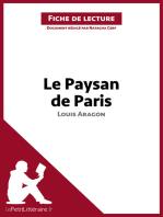 Le Paysan de Paris de Louis Aragon (Fiche de lecture)