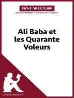 Ali Baba et les Quarante Voleurs (Fiche de lecture)