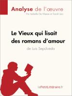 Le Vieux qui lisait des romans d'amour de Luis Sepulveda (Analyse de l'oeuvre)