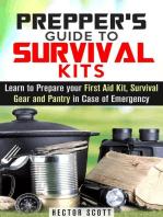 Prepper's Guide to Survival Kits