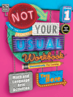 Not Your Usual Workbook, Grade 1