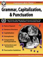 Language Arts Tutor