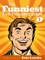 The Funniest Five Thousand Jokes, part 1