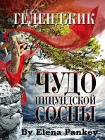 Геленджик. Книга 2. Чудо Пицундской Сосны. Gelendzik. Book 2. In Russian.