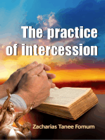 The Practice of Intercession