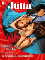 Júlia 621. - A bosszú istennője (Chatsfield Hotel 15.)
