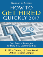 How to Get Hired Quickly 2017