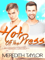 Hot Off the Press (Ridgemont University Book 1)