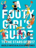 A Footy Girls Guide to the Stars of 2017