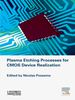 Plasma Etching Processes for CMOS Devices Realization