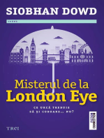 Misterul de la London Eye. Ce urcă trebuie să și coboare... nu?