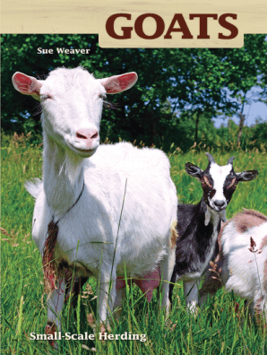 Goats By Sue Weaver Book Read Online
