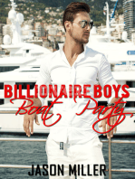 Billionaire Boys Boat Party