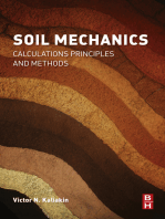 Soil Mechanics: Calculations, Principles, and Methods